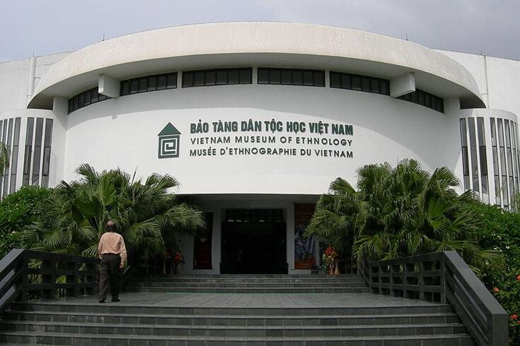 musée ethnographique hanoi