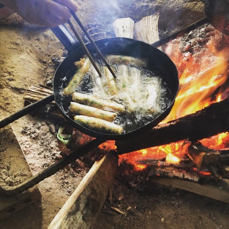 Apprendre un cours de cuisine