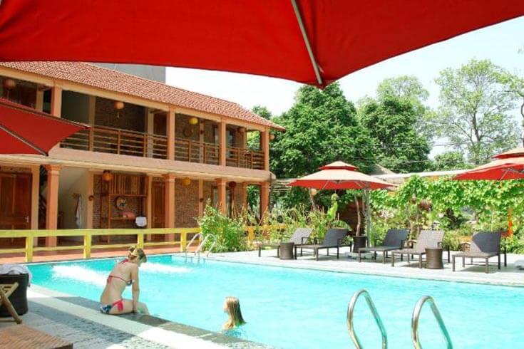 Chez Loan Tam Coc