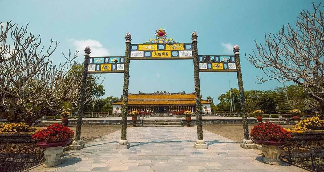 Cité impériale Hué