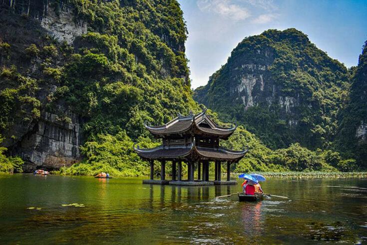 Combien coûte une visite en bateau à Trang An