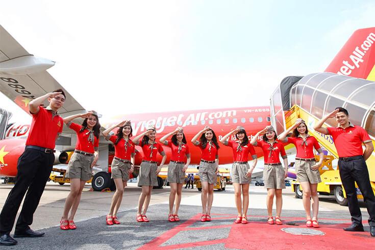 Comment réserver un billet d'avion Hanoi-Hue
