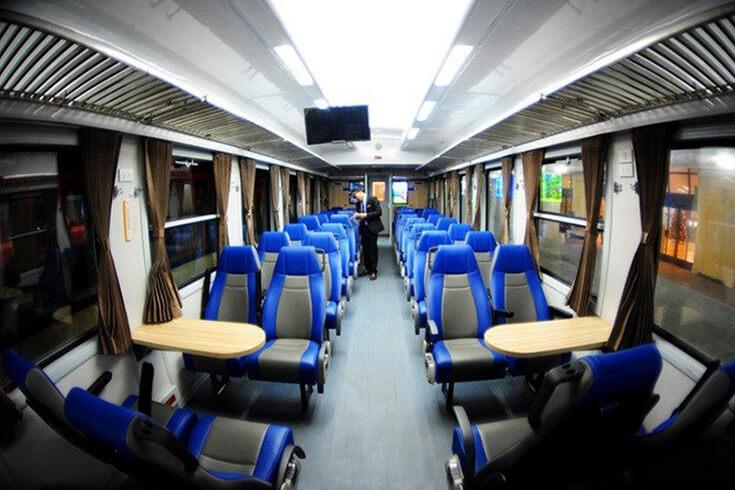 De Hanoi à Ninh Binh en train