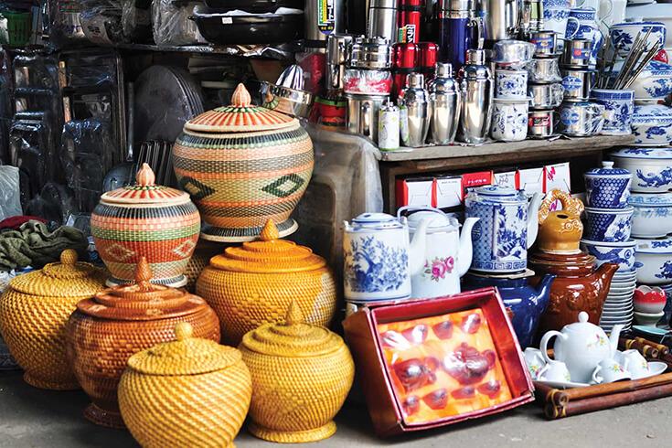 Dong Ba – le plus grand marché de Thua Thien-Hue