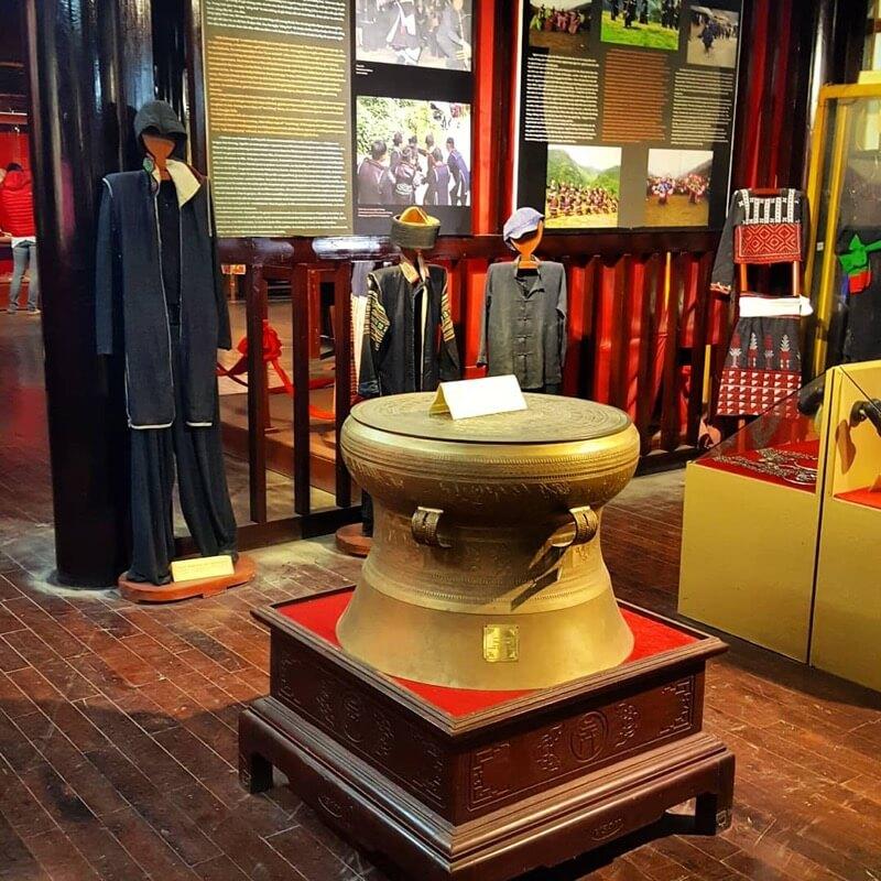 Explorez l'histoire et la culture de Sapa au musée de Sapa