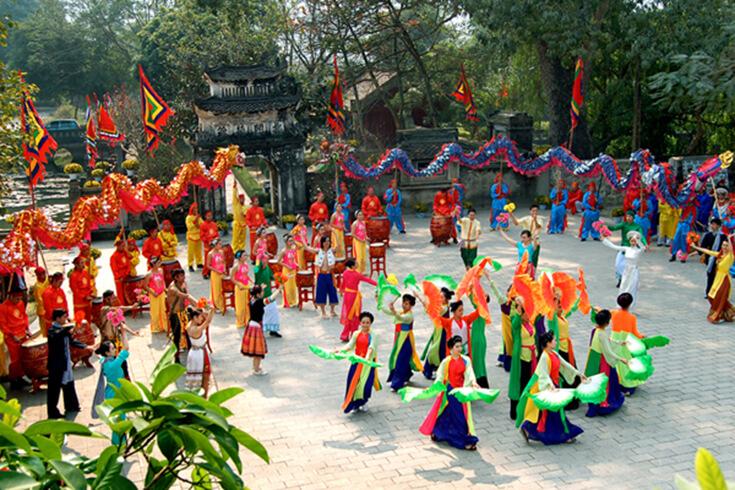 Festivals et événements à Ninh Binh