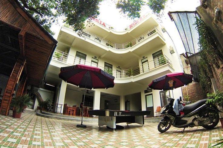 Hôtel Tam Coc Victoria