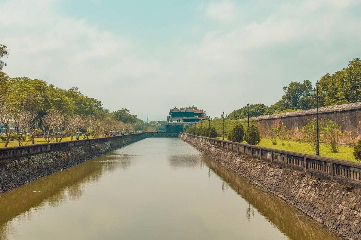 Heures d'ouverture de la cité impériale Hué