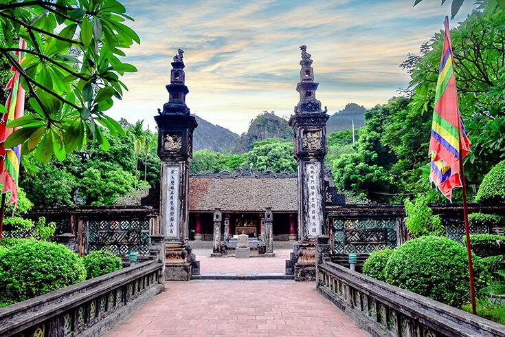 Histoire de l'ancienne capitale Hoa Lu