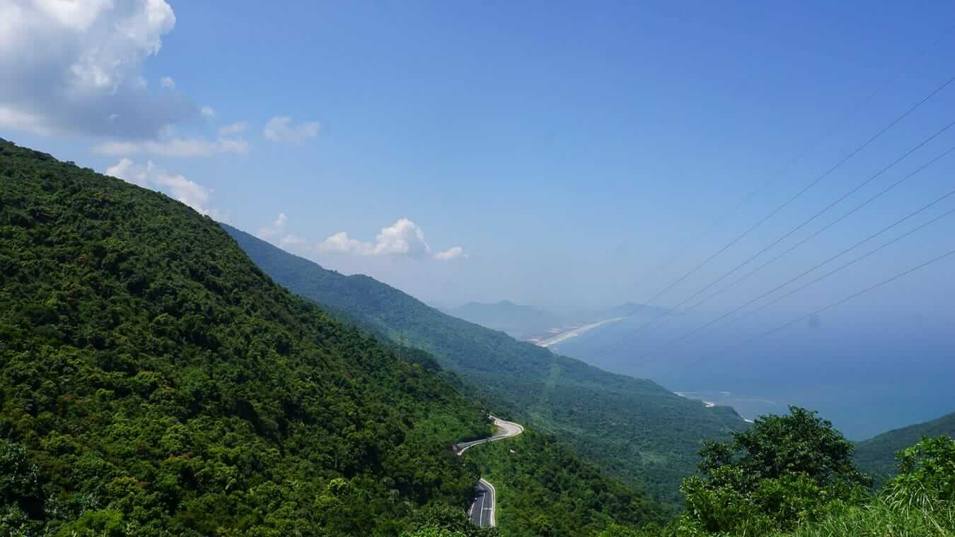 Itinéraire de Hoi An à Hue via le col de Hai Van