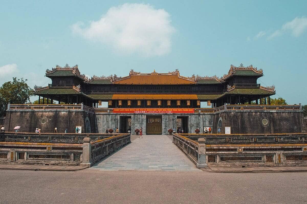 L'histoire de la cité impériale Hué ou la citadelle de Hue