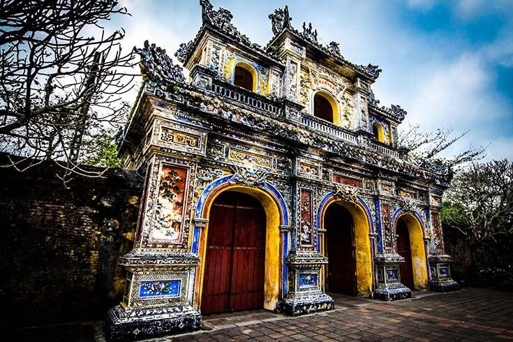 Le meilleur moment pour voyager à Hue