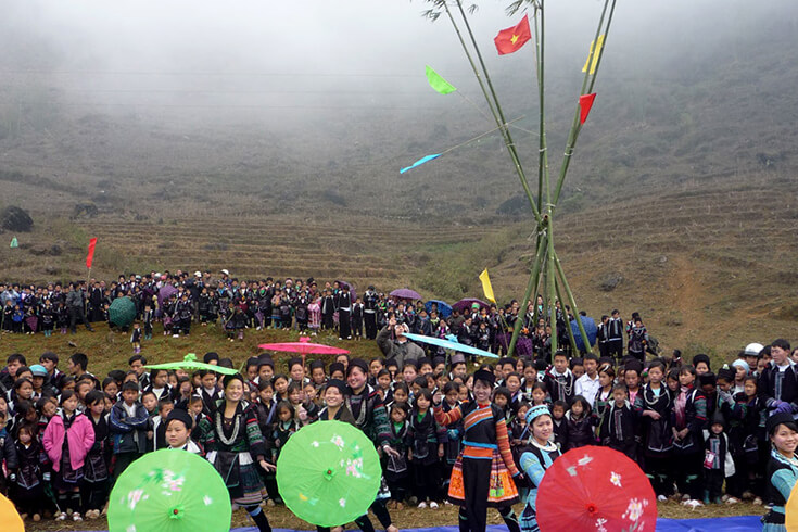 Les festivals les plus impressionnants de Sapa