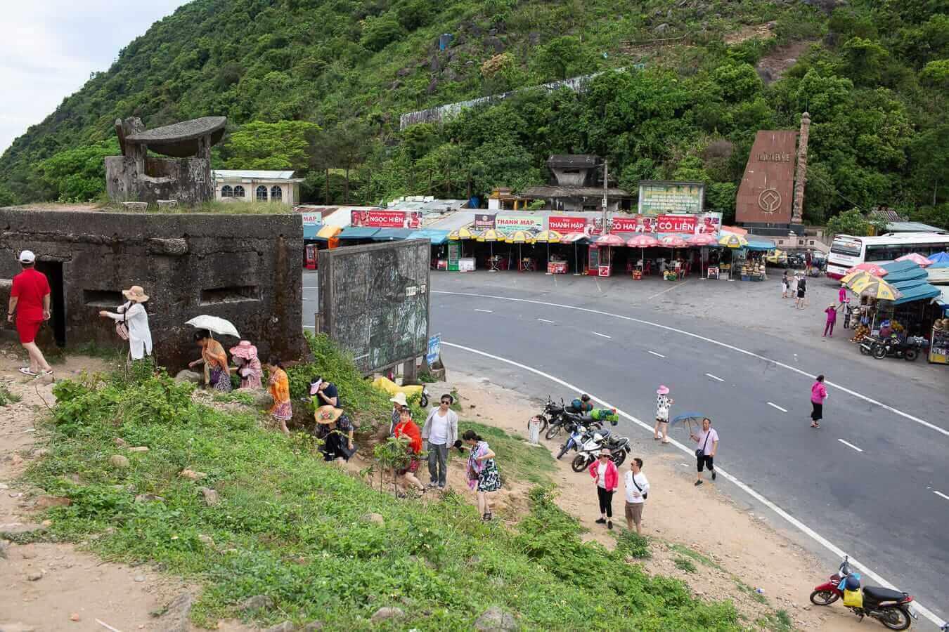 Les meilleurs arrêts pour voir le col de Hai Van