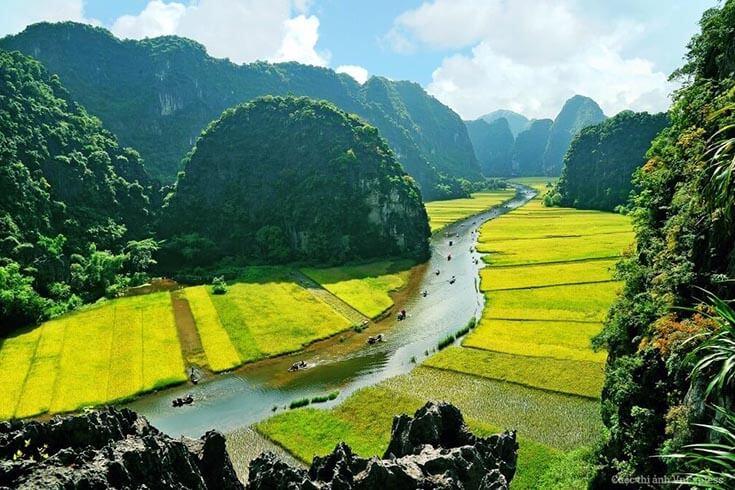 Météo Ninh Binh par saison