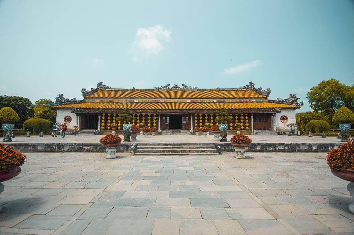 Mon expérience de la visite de la cité impériale Hué