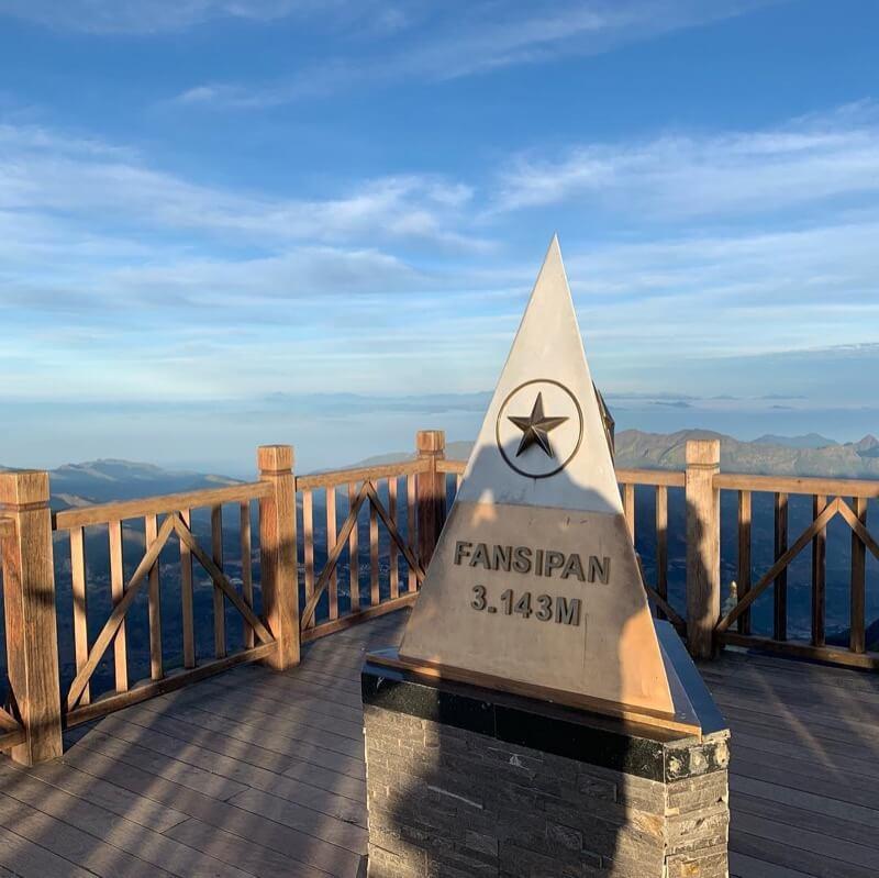 Monter le mont Fansipan