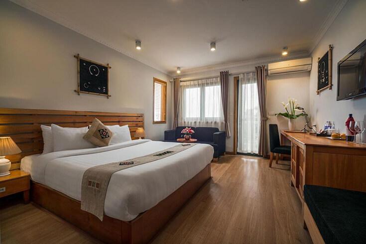 Où dormir à Sapa Vietnam