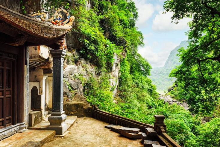 Pagode Thuong – Pagode supérieure