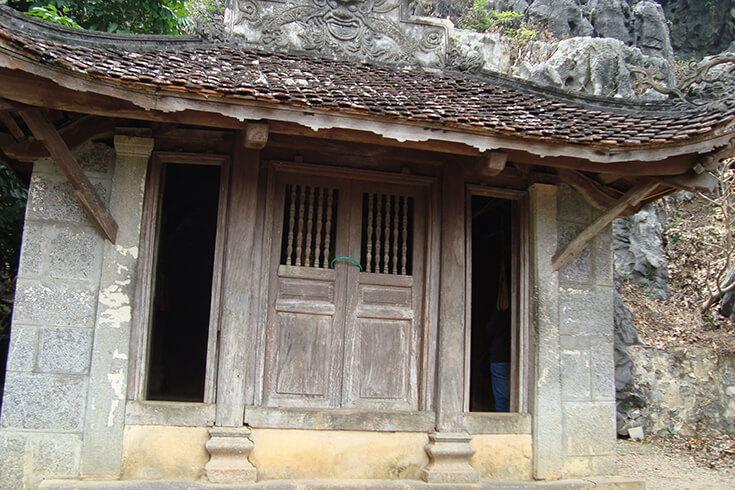 Pagode Trung – Pagode moyenne