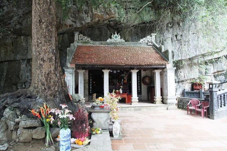 Palais de Khong