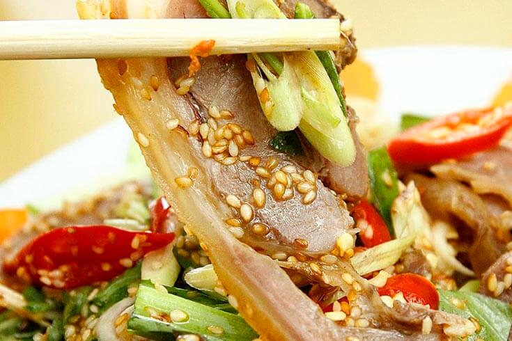 Que manger à Hoa Lu