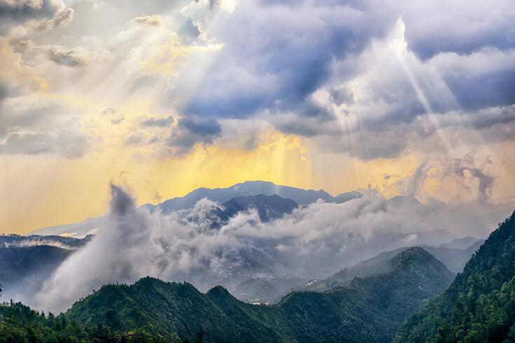 Quel est le moment idéal pour visiter le mont Fansipan