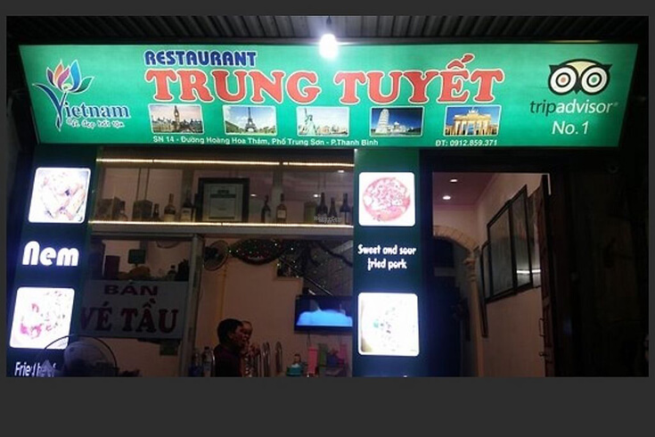 Restaurant Trung Tuyet