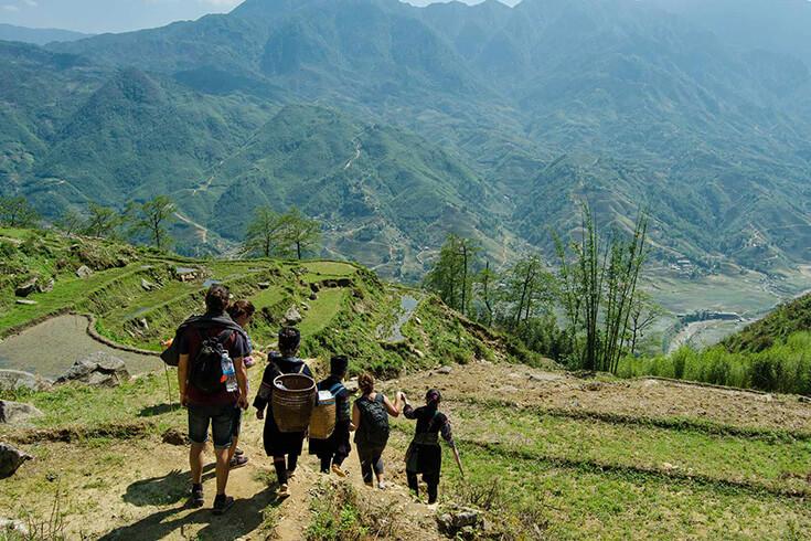 Route Matra – Taphin – Découvrez les villages H'mong
