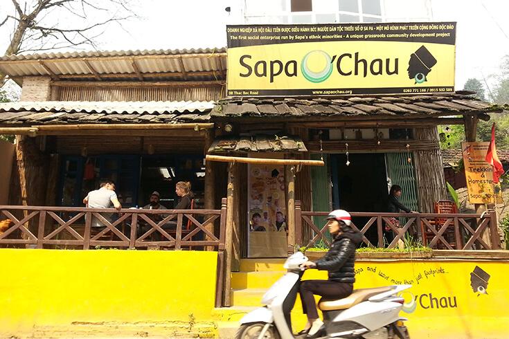 Sapa O'Chau Café