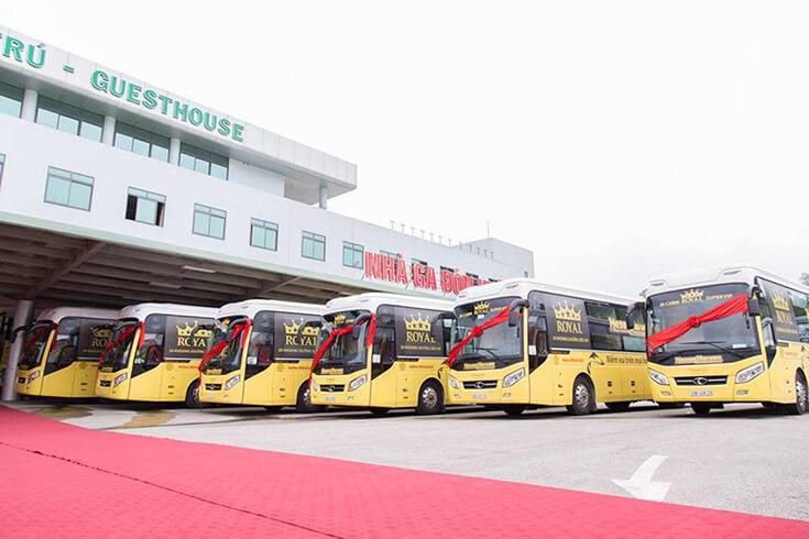 Se rendre à Hue depuis Hanoi en bus couchette