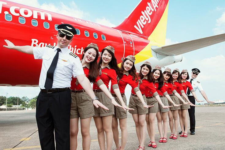Se rendre de Hanoi à Hue en avion