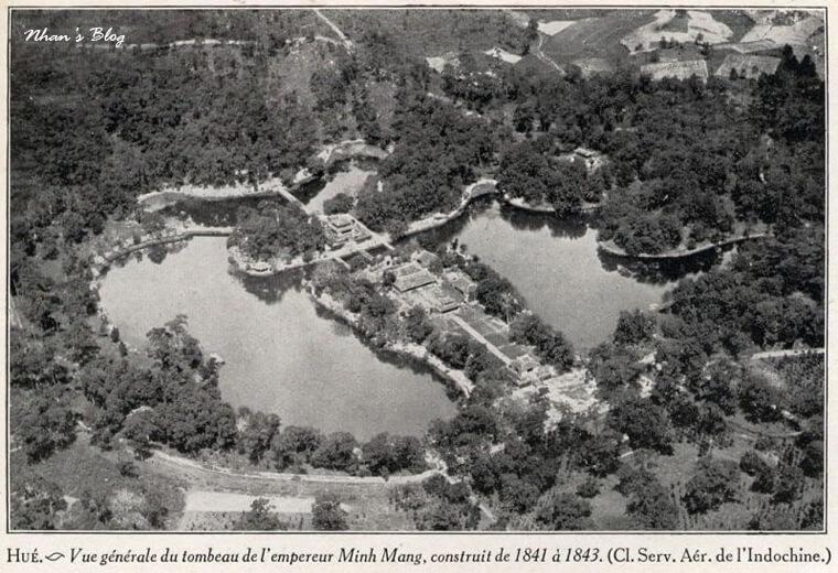 Sous le règne de Minh Mang