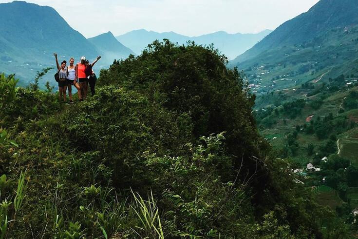Trek à Mai Chau