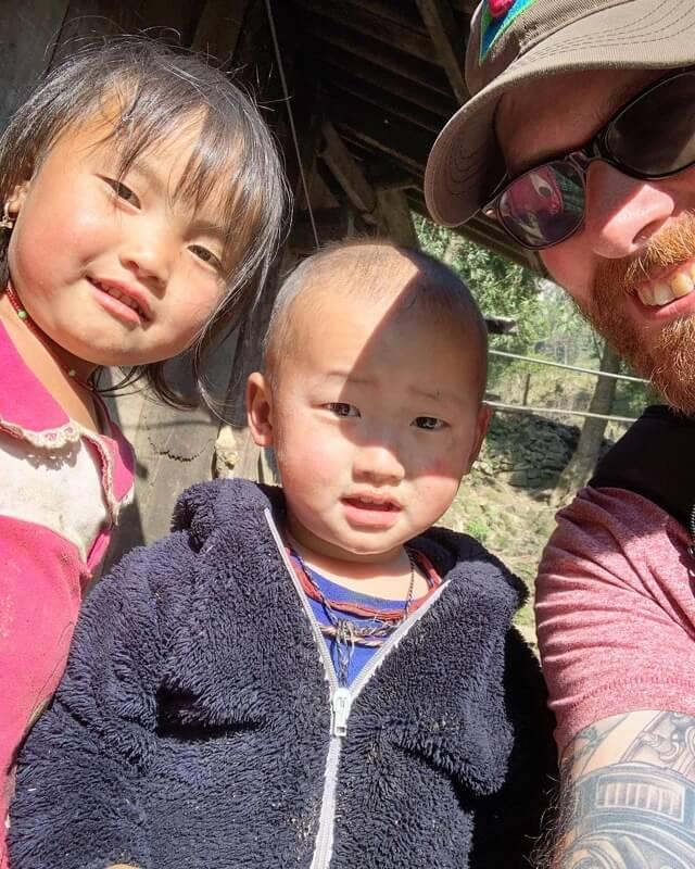 Trekking dans la vallée de Muong Hoa