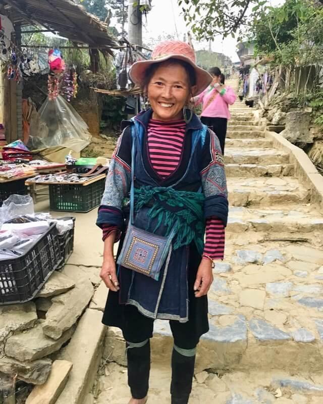 Trekking dans les villages tribaux