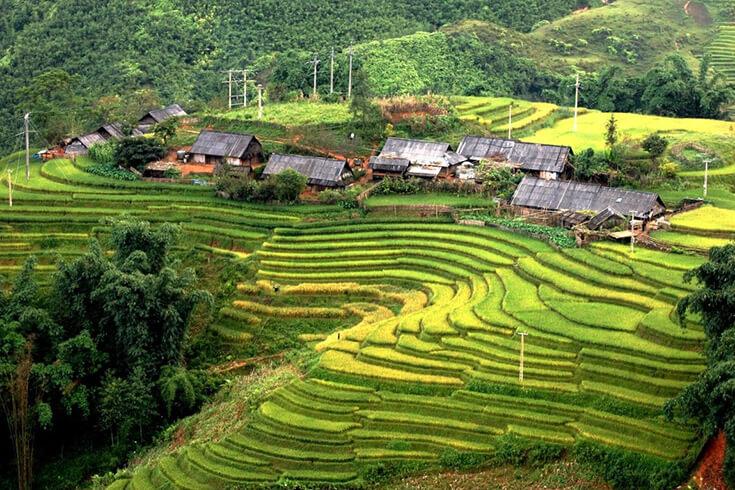 Village Ban Ho Sapa