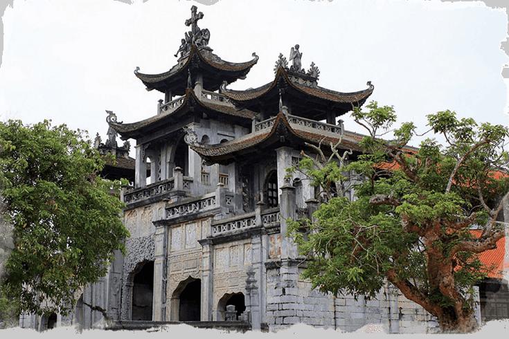 Visiter la pagode Dong Huong