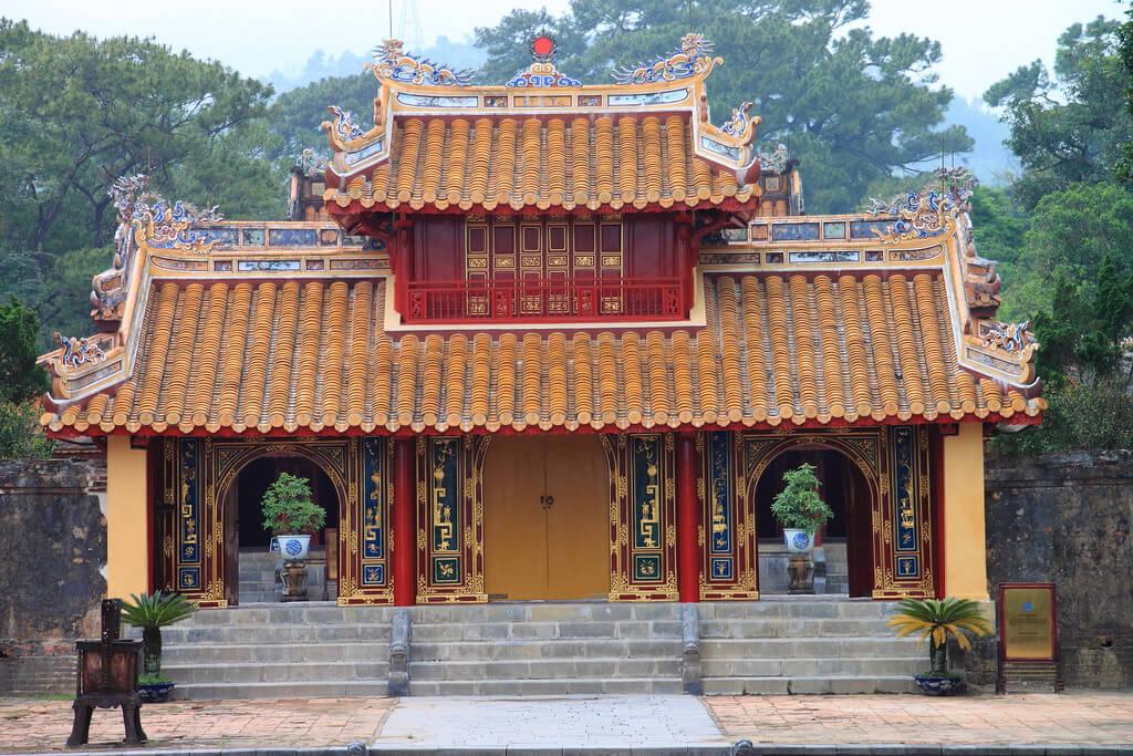 Zone du temple