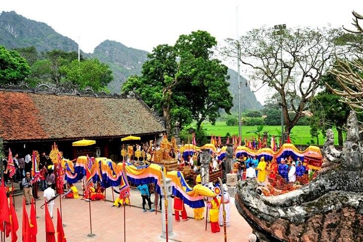 festival de Truong Yen