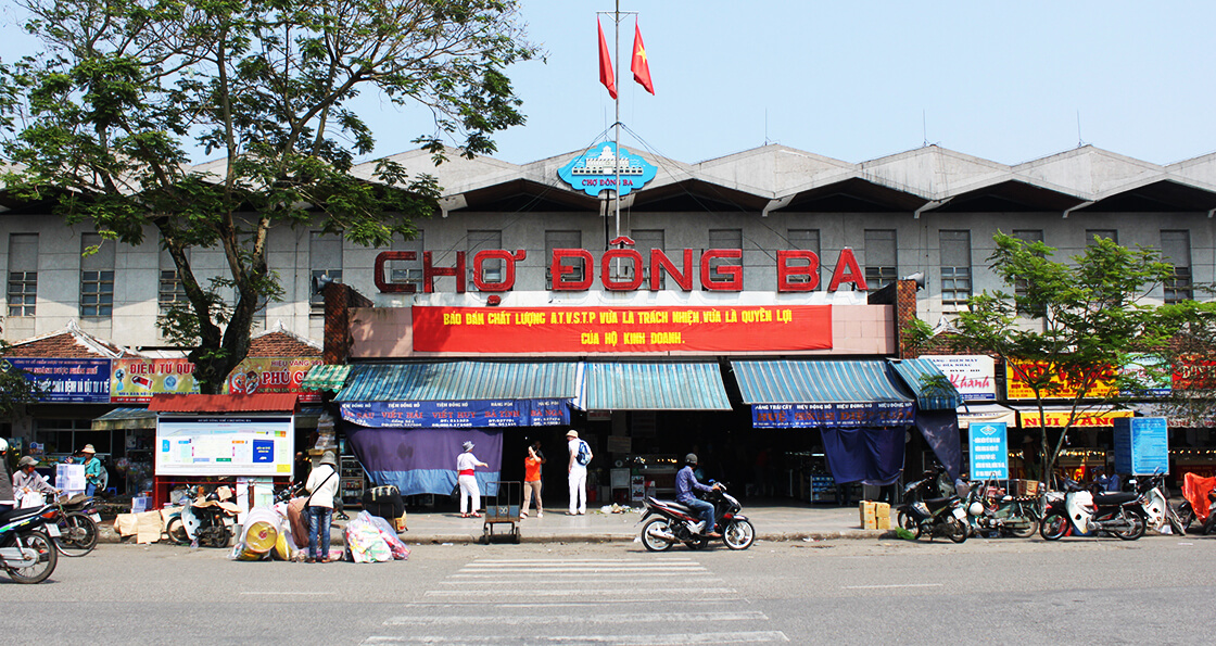 marché dong ba