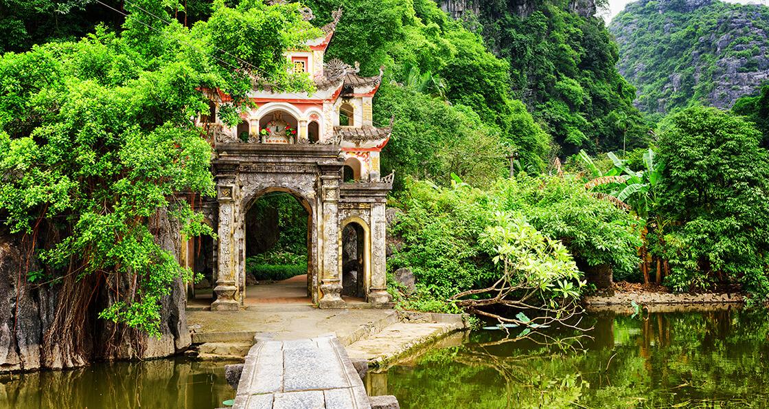 pagode de bich dong