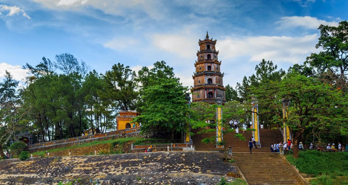 pagode de la dame céleste