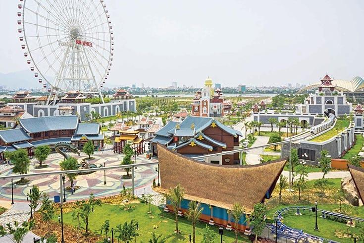 Amusez-vous au parc Asia