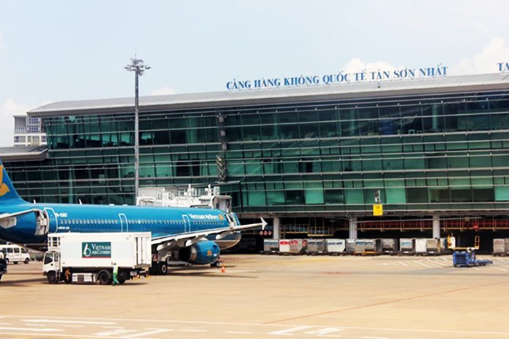 Aperçu de l'aéroport Ho Chi Minh – Saigon