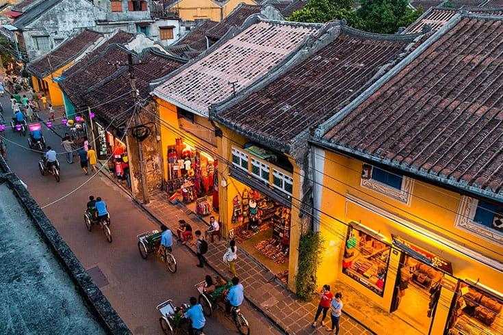 Climat de la ville Hoi An