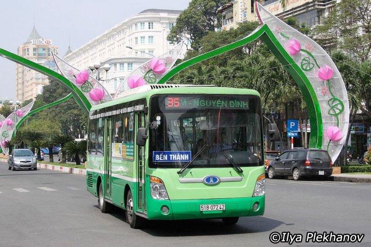 En bus
