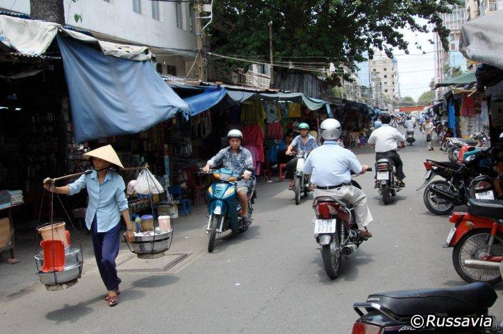 En xe Om (Taxi-moto)