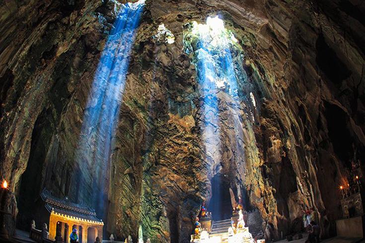 Grotte de Huyen Khong