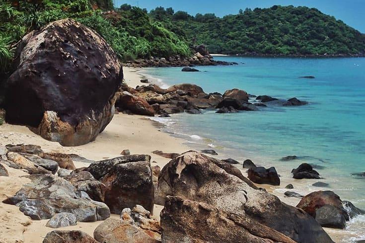 Histoire de l'île de Cham ( Cu Lao Cham)